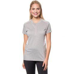 """T-shirty damskie: Koszulka kolarska """"Configure II"""" w kolorze jasnoszarym"""