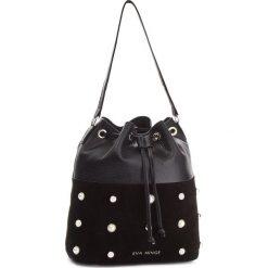 Torebka EVA MINGE - Moron 4K 18NN1372659EF 601. Czarne torebki klasyczne damskie Eva Minge, ze skóry. W wyprzedaży za 429,00 zł.