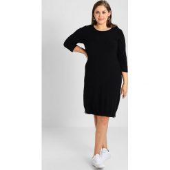 Sukienki dzianinowe: Zizzi OCARRIE DRESS Sukienka dzianinowa black