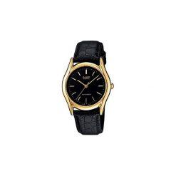 Zegarek unisex Casio Standard Analogue MTP-1154Q-1A. Czarne zegarki męskie CASIO. Za 120,00 zł.