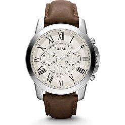 Zegarki męskie: Zegarek męski Fossil FS4735