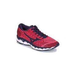 Buty do biegania Mizuno  WAVEKNIT S1. Czerwone buty do biegania damskie marki Mizuno. Za 839,00 zł.