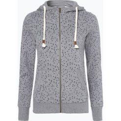 Marie Lund - Damska bluza rozpinana, szary. Szare bluzy rozpinane damskie marki Marie Lund, s, z nadrukiem, z dresówki. Za 149,95 zł.