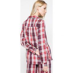 Tommy Hilfiger - Koszula piżamowa. Szare koszule nocne i halki TOMMY HILFIGER, l, z tkaniny, z długim rękawem. W wyprzedaży za 119,90 zł.