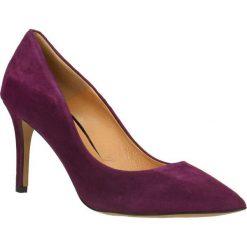 Buty ślubne damskie: Czółenka SAVONA