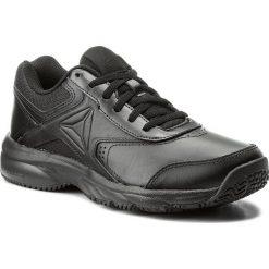 Buty Reebok - Work N Cushion 3.0 BS9527 Black. Szare buty do biegania damskie marki Reebok, z materiału. Za 229,00 zł.