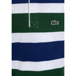 Lacoste Sport TENNIS Koszulka polo white/ocean green. Białe t-shirty chłopięce Lacoste Sport, z bawełny. W wyprzedaży za 199,20 zł.