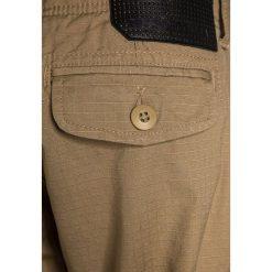 DC Shoes BOY Bojówki khaki. Brązowe jeansy chłopięce DC Shoes. Za 259,00 zł.