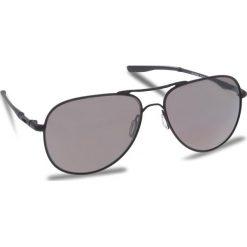 Okulary przeciwsłoneczne OAKLEY - Elmont (Large) OO4119-0560 Matte Black/Prizm Daily Polarized. Czarne okulary przeciwsłoneczne damskie aviatory Oakley. W wyprzedaży za 749,00 zł.
