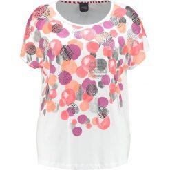 T-shirty damskie: Persona by Marina Rinaldi VELATO Tshirt z nadrukiem white