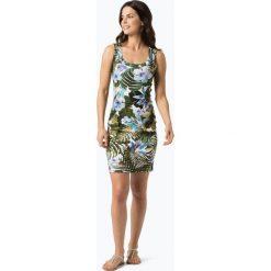 Odzież damska: Marc Cain Sports – Sukienka damska, zielony