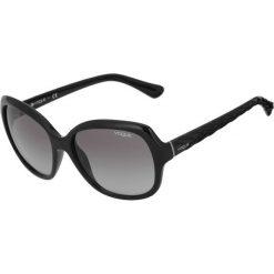 VOGUE Eyewear Okulary przeciwsłoneczne grey. Szare okulary przeciwsłoneczne damskie aviatory VOGUE Eyewear. Za 369,00 zł.