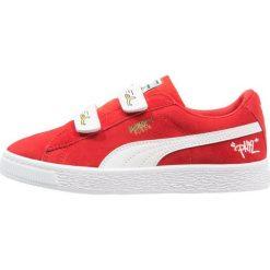 Puma MINIONS Tenisówki i Trampki high risk red/white. Czerwone trampki chłopięce Puma, z materiału. Za 229,00 zł.