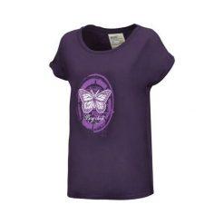 Bluzki asymetryczne: BERG OUTDOOR Koszulka DUNGGIR fioletowa r. M (P-10-EL4120705SS14-306-M)