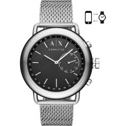 Armani Exchange Connected Zegarek silvercoloured. Szare zegarki męskie Armani Exchange Connected. Za 919,00 zł.