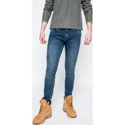 Produkt by Jack & Jones - Jeansy. Niebieskie jeansy męskie skinny marki PRODUKT by Jack & Jones. Za 129,90 zł.