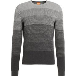 Swetry klasyczne męskie: BOSS CASUAL AKATRUSCO Sweter light/pastel grey
