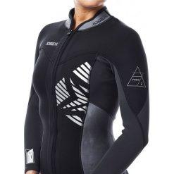 Kurtki damskie: JOBE Damska neoprenowa kurtka Porto Jacket Czarna M