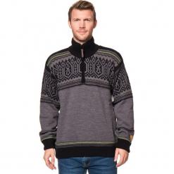 Sweter w kolorze szaro-czarnym. Czarne golfy męskie CMP Men, m, z dzianiny. W wyprzedaży za 159,95 zł.