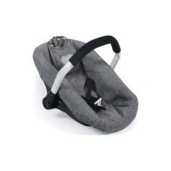 Śliniaki: BAYER CHIC 2000 Fotelik samochodowy dla lalek Jeans grey