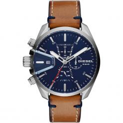 Biżuteria i zegarki: Zegarek DIESEL - Ms9 Chrono DZ4470 Brown/Silver