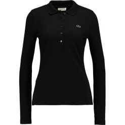 Lacoste Koszulka polo noir. Czarne bluzki longsleeves Lacoste, z bawełny, polo. Za 449,00 zł.