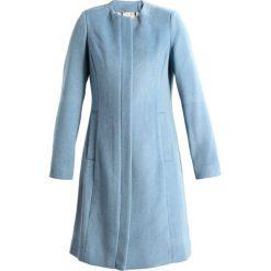 Noa Noa CLASSIC Płaszcz wełniany /Płaszcz klasyczny citadel. Niebieskie płaszcze damskie pastelowe Noa Noa, z materiału, klasyczne. W wyprzedaży za 626,45 zł.