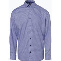 Eterna Modern Fit - Koszula męska niewymagająca prasowania, niebieski. Niebieskie koszule męskie non-iron marki Eterna Modern Fit, m. Za 249,95 zł.