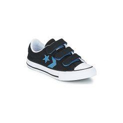 Buty Dziecko Converse  Star Player-Ox. Czarne trampki chłopięce marki Converse, retro. Za 139,30 zł.
