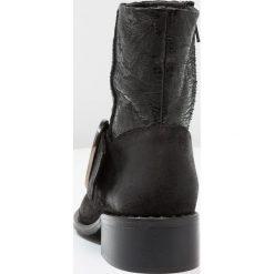 Felmini CLAIRE Botki gogh. Czarne botki damskie na zamek Felmini, z materiału, klasyczne. Za 739,00 zł.