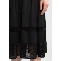 Spódniczki trapezowe: Sisley SKIRT Spódnica trapezowa black