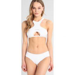 Stroje dwuczęściowe damskie: Calvin Klein Swimwear HIPSTER BRAZILIAN Dół od bikini white