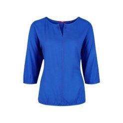 S.Oliver Bluzka Damska 40 Niebieski. Niebieskie bluzki damskie marki S.Oliver, s. W wyprzedaży za 116,00 zł.
