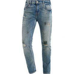 Scotch & Soda TYE Jeansy Slim Fit chop chop. Niebieskie jeansy męskie Scotch & Soda, z bawełny. W wyprzedaży za 395,85 zł.