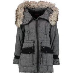 Khujo RETROBUGS Płaszcz zimowy darkgrey. Czerwone płaszcze damskie zimowe marki Cropp, l. W wyprzedaży za 493,35 zł.