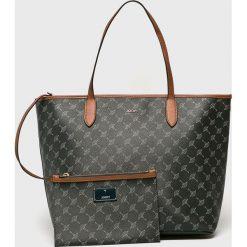 Joop! - Torebka. Szare torebki klasyczne damskie JOOP!, z materiału, duże. W wyprzedaży za 539,90 zł.