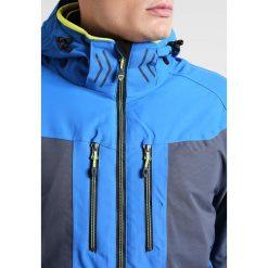 Killtec LANID Kurtka narciarska blau. Niebieskie kurtki narciarskie męskie KILLTEC, m, z materiału. W wyprzedaży za 695,20 zł.