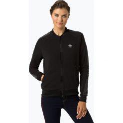 Adidas Originals - Damska bluza rozpinana, czarny. Czarne bluzy rozpinane damskie adidas Originals, l. Za 309,95 zł.