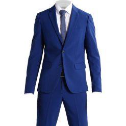 Lindbergh SLIM FIT Garnitur blue. Niebieskie garnitury Lindbergh, z elastanu. Za 629,00 zł.