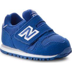 Trampki chłopięce: Sneakersy NEW BALANCE – KV373UEI Granatowy