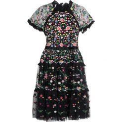 Sukienki: Needle & Thread LAZY DAISY DRESS Sukienka koktajlowa washed black