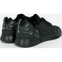 Levi's - Buty Black Tab. Czarne buty skate męskie marki Levi's®, z gumy, na sznurówki. W wyprzedaży za 269,90 zł.