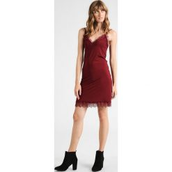 Sukienki hiszpanki: Rosemunde STRAP DRESS Sukienka z dżerseju cabernet