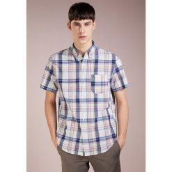 Koszule męskie na spinki: J.CREW THATCHER MADRAS Koszula indigo