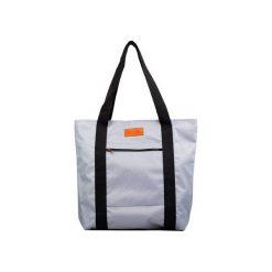 Duża torba szoperka 1 - grey. Szare torebki klasyczne damskie Militu, moro, z tkaniny, duże. Za 199,00 zł.