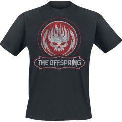 The Offspring Distressed Skull T-Shirt czarny. Czarne t-shirty męskie marki Caliban, s. Za 74,90 zł.