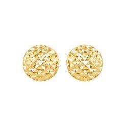 Kolczyki damskie: Złote kolczyki