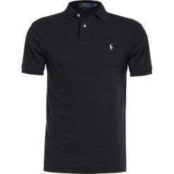 Polo Ralph Lauren SLIM FIT Koszulka polo polo black. Czarne koszulki polo marki Polo Ralph Lauren, m, z bawełny. Za 419,00 zł.