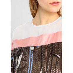 Bluzki asymetryczne: Sisley BLOUSE Bluzka light pink