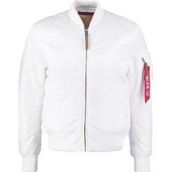 Alpha Industries Kurtka Bomber white. Czerwone kurtki męskie bomber marki Reserved, l. W wyprzedaży za 468,30 zł.